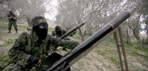 Photo Gallery: Hamas' Weapons Arsenal