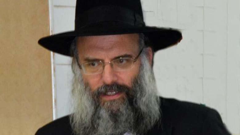 Rabbi Moshe Twersky. (RJstreets.com)
