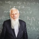 Professor Robert (Yisrael) Aumann | Photo credit: Uri Lenz