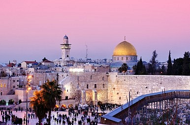 Image Credit: Jerusalem via Shutterstock.com
