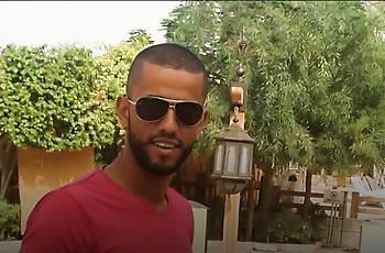 el terrorista Nimr Jamal (página Facebook QUDSN, 26 de septiembre de 2017).