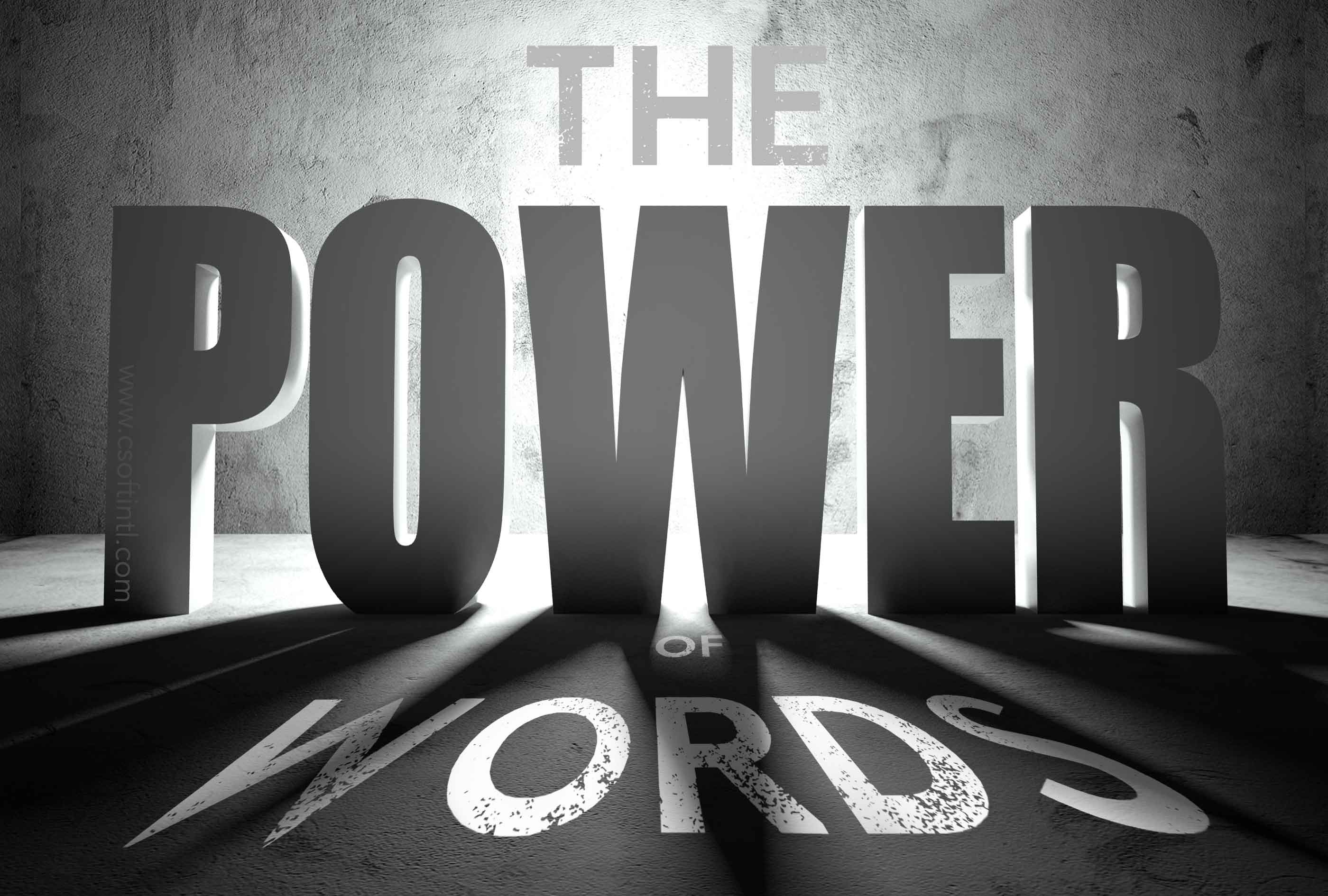 The power of words | Israel Be...